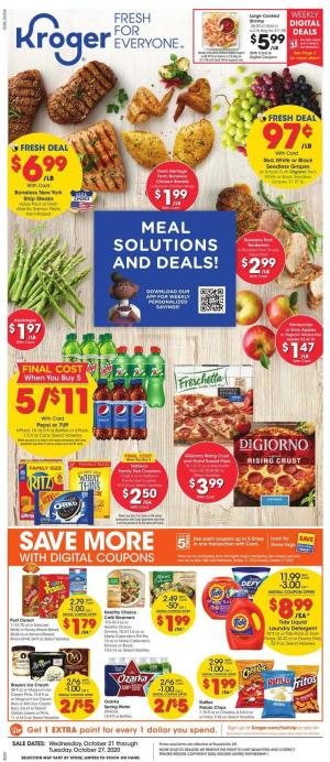 kroger weekly ad oct 21 2020