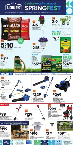 lowes weekly ad apr 8 2021