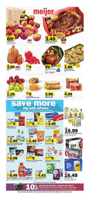 meijer weekly ad oct 4 2020