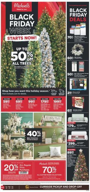 michaels weekly ad nov 22 2020