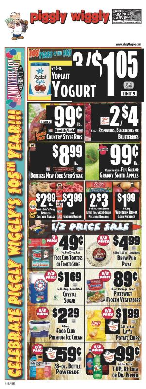 piggly wiggly ad oct 13 2021