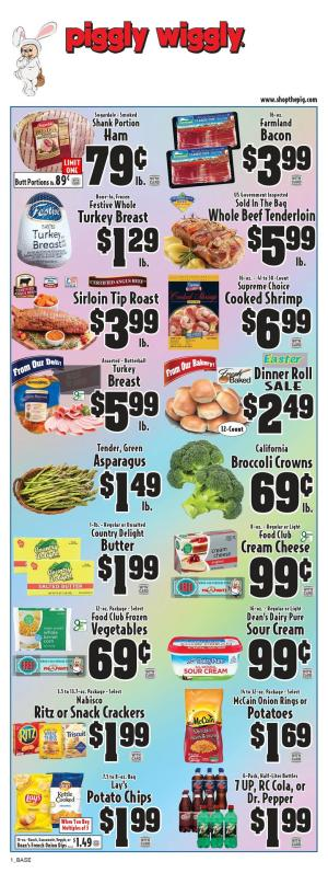 piggly wiggly weekly ad mar 31 2021