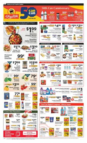 shoprite weekly ad jan 17 2021