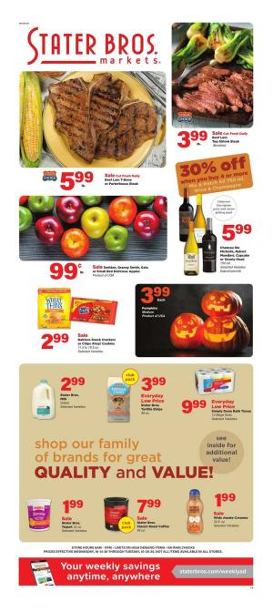 stater bros ad oct 14 2020