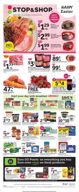 stop and shop weekly ad apr 2 2021