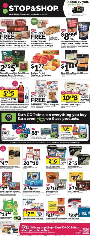 stop and shop weekly ad jul 23 2021