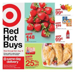 target weekly ad grocery aug 12 2020