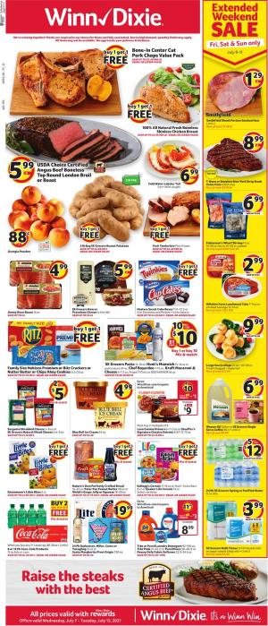 winn dixie weekly ad apr 7 2021
