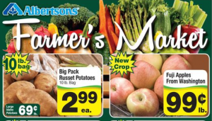Albertsons Grocery Products Sales