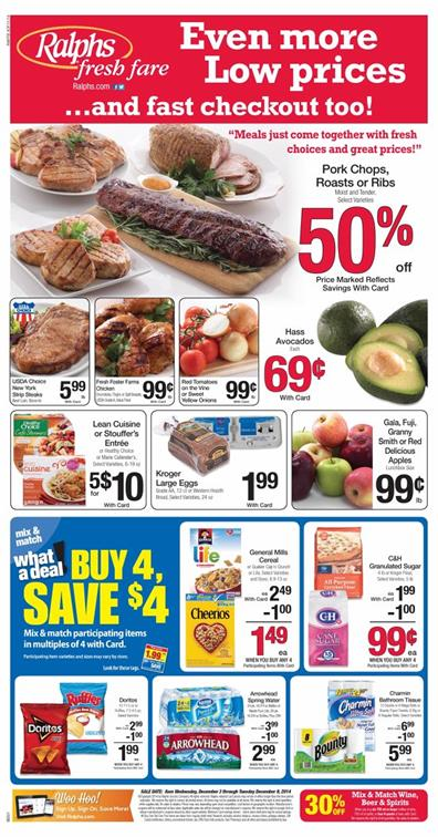 Ralphs Weekly Ads Discount Products