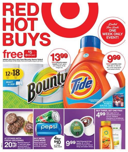 Target Ad Preview 2-22 Home Products 2015