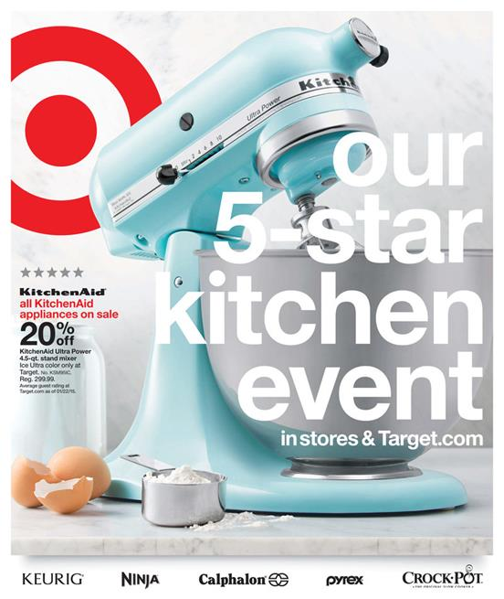 Target Weekly Ad Electronics February 2015