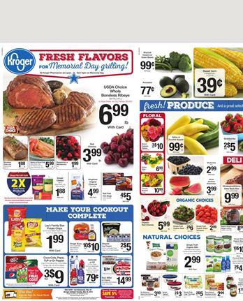 Kroger Weekly Ad Preview 5 20 2015