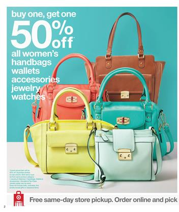 Target Mothers Day Gifts Weekly Ad Prices 3 May 2015