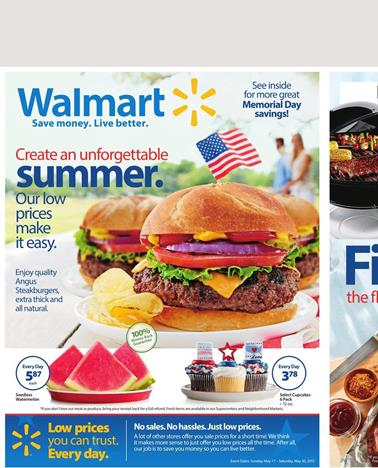 Walmart Grilling Products Outdoor 23 May 2015