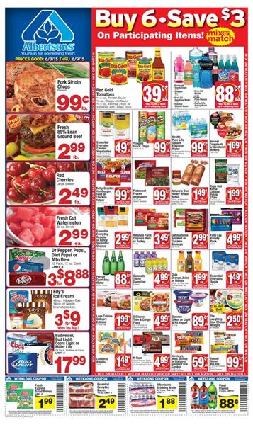 Albertsons Ad Products June 3 2015