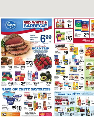 Kroger Weekly Ad Preview June 3 2015