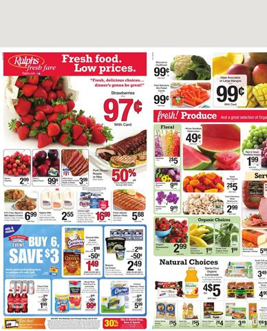 Ralphs Weekly Ad Preview 6 24 2015 Products