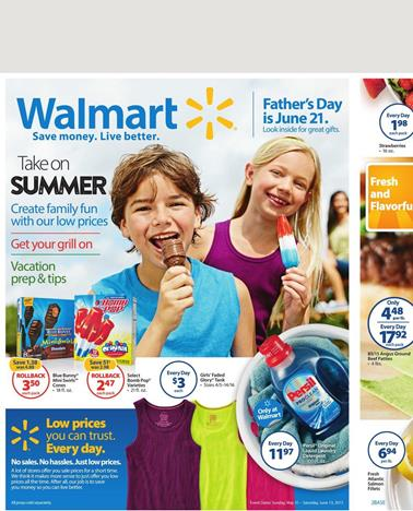Walmart Ad Household And Travel Supplies 15 Jun 2015