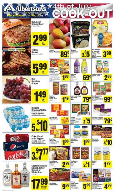 Albertsons Ad July 7 2015 Last Day Offers