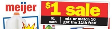 Meijer Weekly Ad Preview