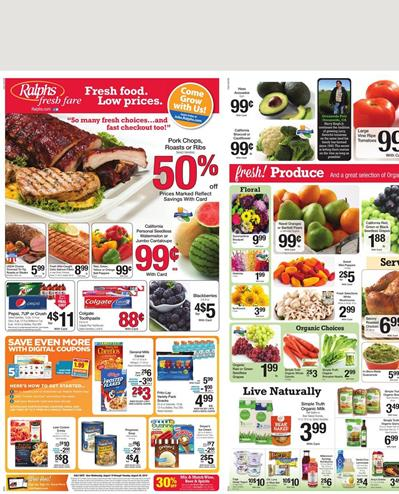 Ralphs Weekly Ad Aug 20 - Aug 26 2015 Full Preview