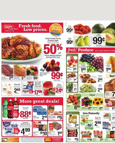 Ralphs Weekly Ad Preview Sep 23 - Sep 29 2015
