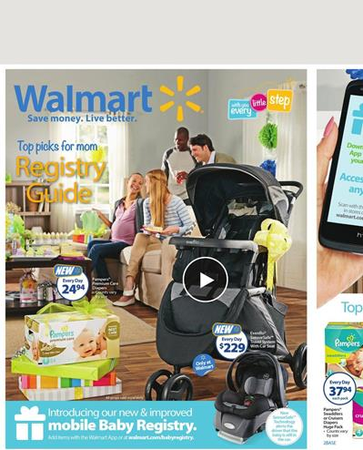 Walmart Ad Baby Care Products Sep 11