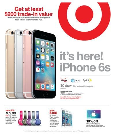 Target Weekly Ad Electronics Oct 10 Last Day