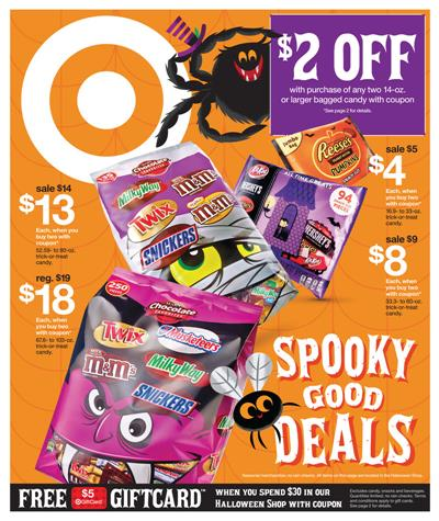Target Weekly Ad Offers 26 Oct 2015