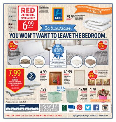 ALDI Special Buys Weekly Ad Jan 18