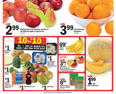 Meijer Ad Products Jan 18 2016