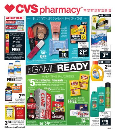 CVS Ad Pharmacy Products Feb 2