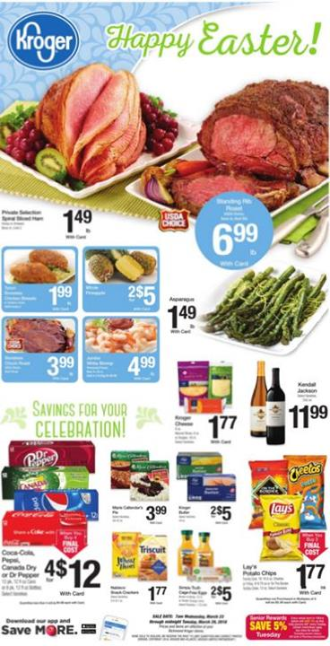 Kroger Weekly Ad Mar 23 2016