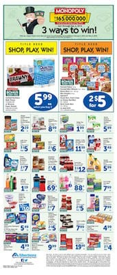 Albertsons Weekly Ad 01 Apr 2016,