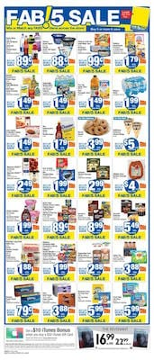 Albertsons Weekly Ad 22 Apr 2016