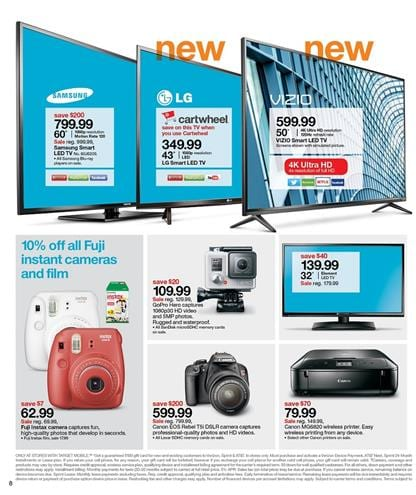 Target Home Entertainment Sale Vizio TV, Blu Ray Sale and More