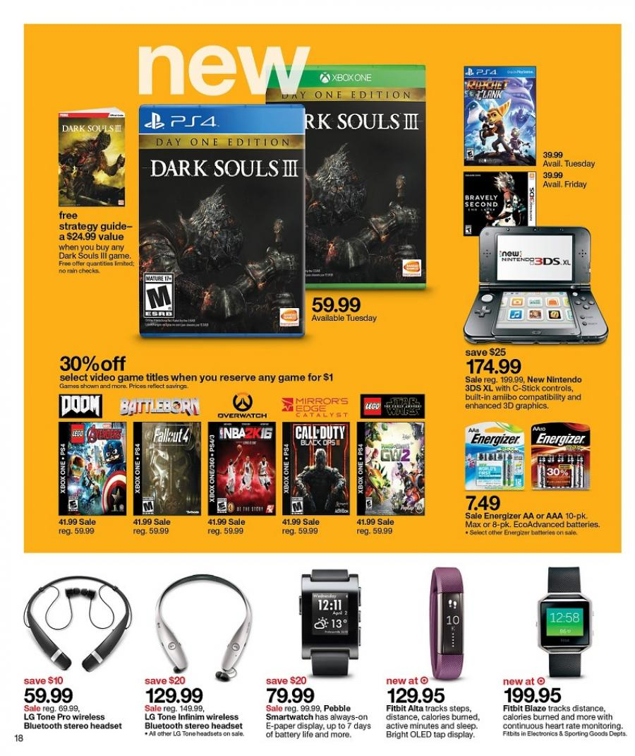 Target Weekly Ad Dark Souls 3 Game Review