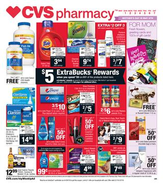 CVS Weekly Ad Pharmacy Mother's Day 2016