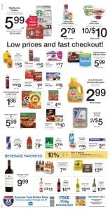 Kroger Ad fresn food, meat, deli, bakery may 22 2016 2