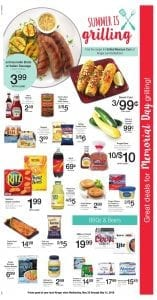 Kroger Ad fresn food, meat, deli, bakery may 22 2016 3