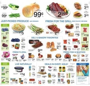 Kroger Ad fresn food, meat, deli, bakery may 22 2016