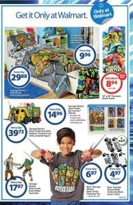 Walmart Weekly Ad May 27 TMNT