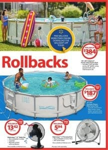 Walmart Weekly Ad May 27 summer deals