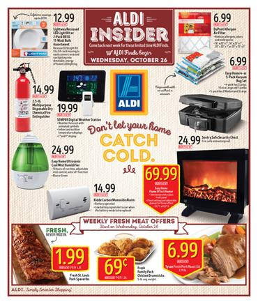 ALDI Weekly Ad Oct 26 2016