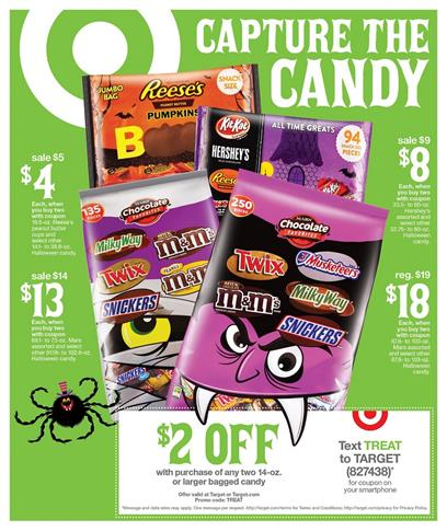 Target Weekly Ad Oct 23 - Oct 29 2016
