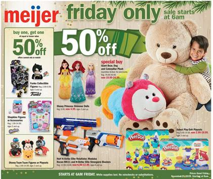 Meijer Black Friday Ad Gifts 2016
