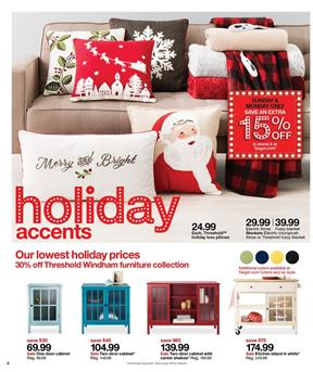 Target Ad Home - Kitchen Furniture and Appliances pg5