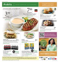 Publix Weekly Ad Top Deals January 25 - 31 2017
