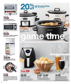 Target Ad Home Products Jan 29 - Feb 4 2017
